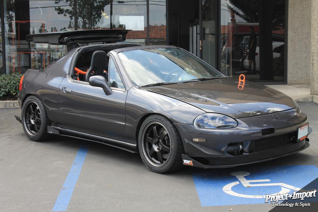 Dan S Honda Delshow Transtop Projectimport Com