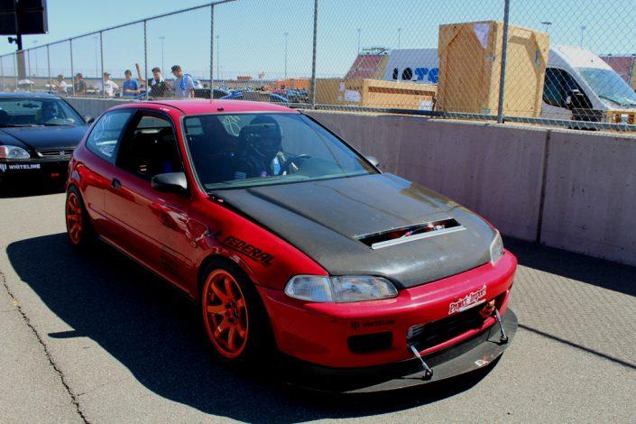 Bryan S Time Attack Honda Civic Eg Projectimport Com