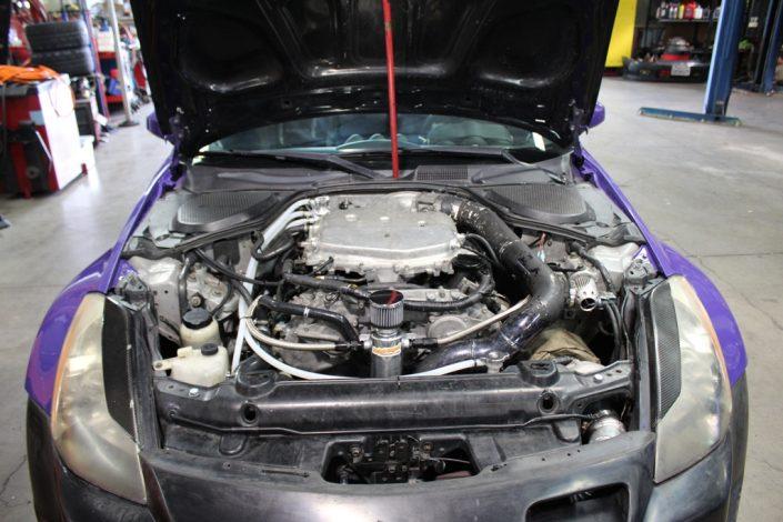 Single Turbo Nissan Z X